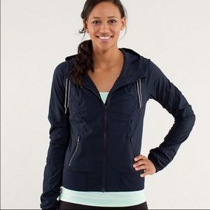 Lululemon Athletica womens zip up jacket